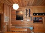 2015-01-18 07.39.41藤内小屋の食堂