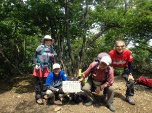 150530 三国岳by釜我