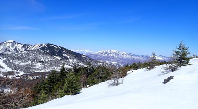 2018/03/03 黒斑山(浅間山)