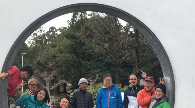 2019/04/02-03 野坂岳と石山寺(大津)
