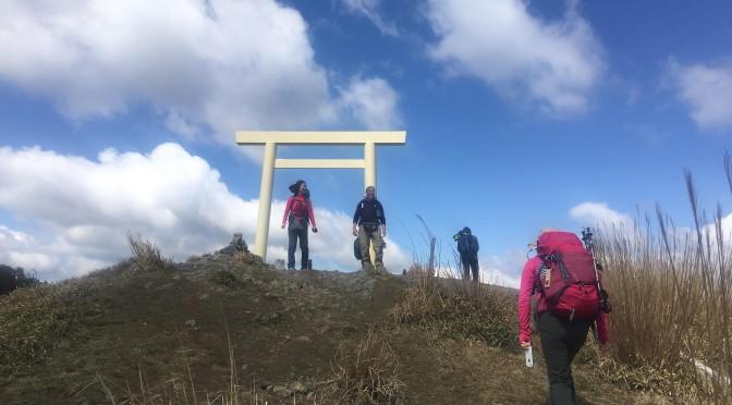 2019/04/09 入道ヶ岳