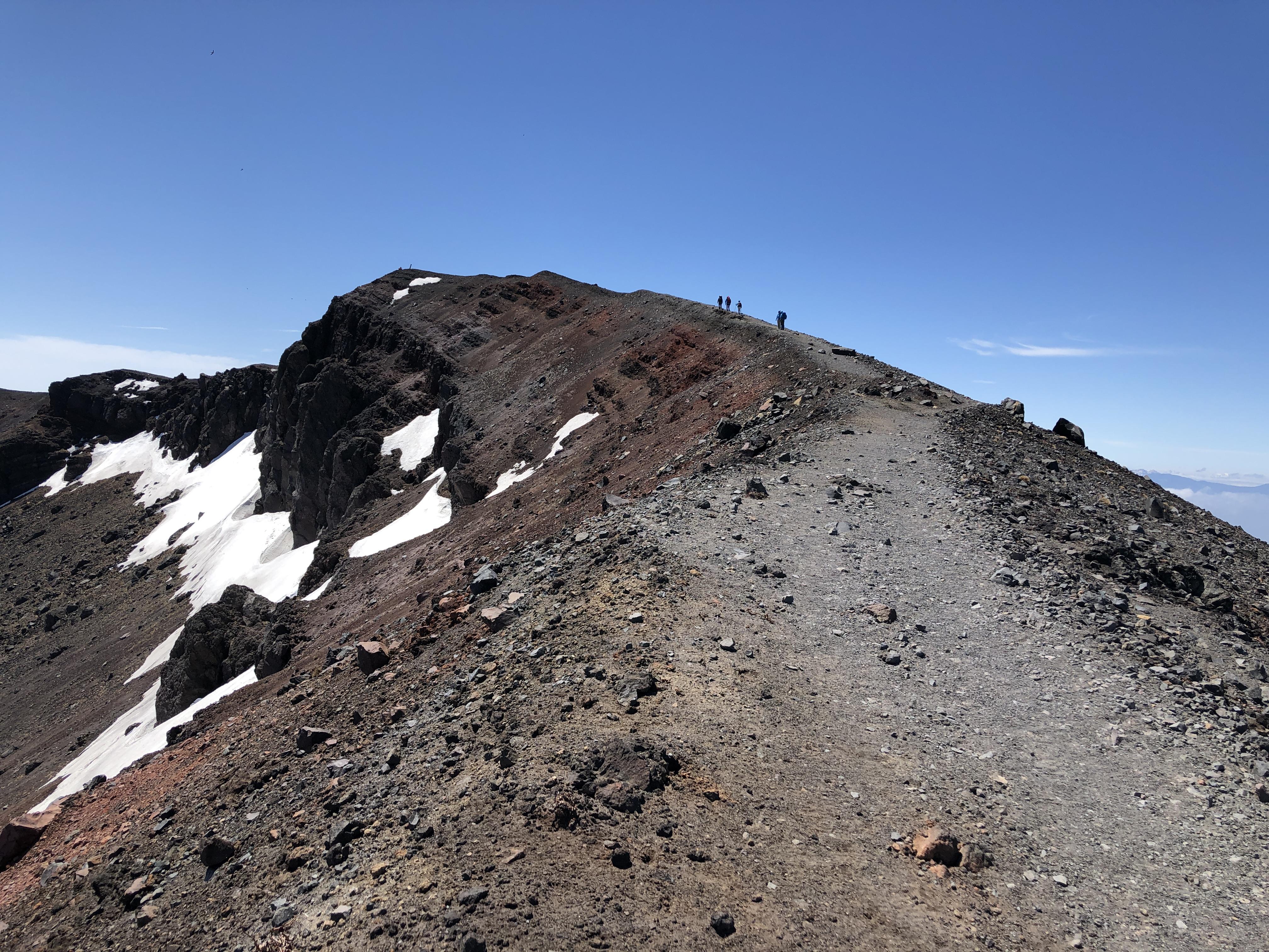 2019/05/19-20 浅間山:黒斑山, 前掛山