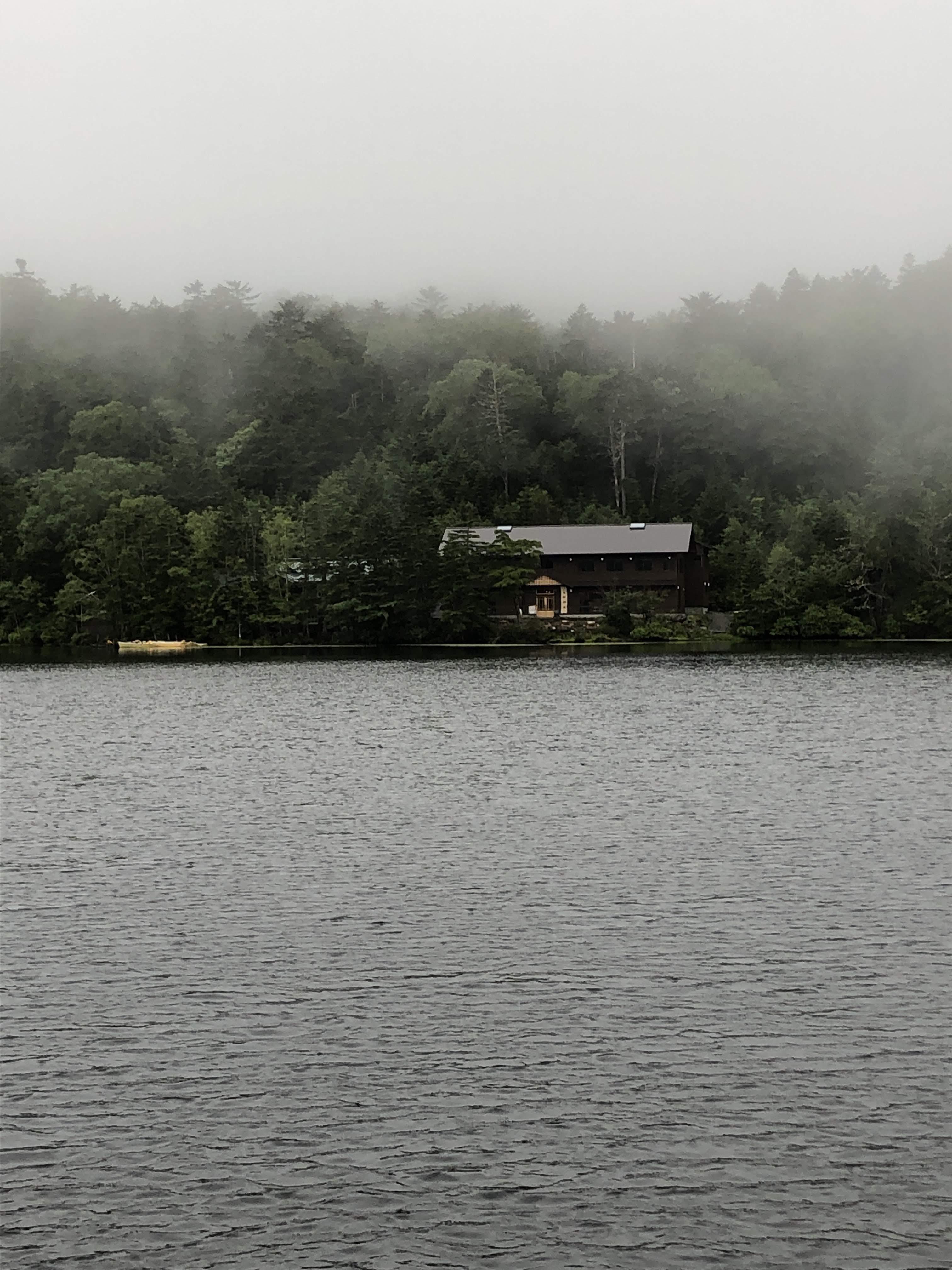 2019/8/20~22 北八ヶ岳池めぐり