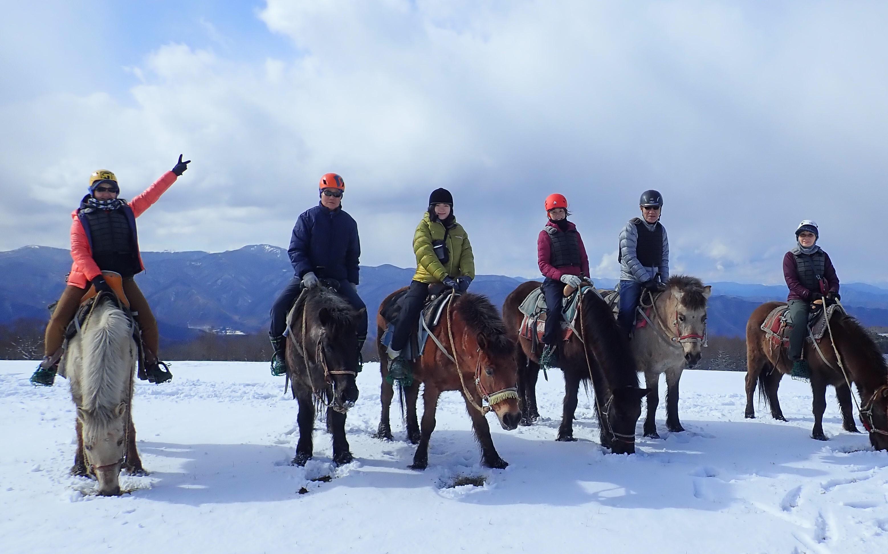 2020/03/15 乗馬体験
