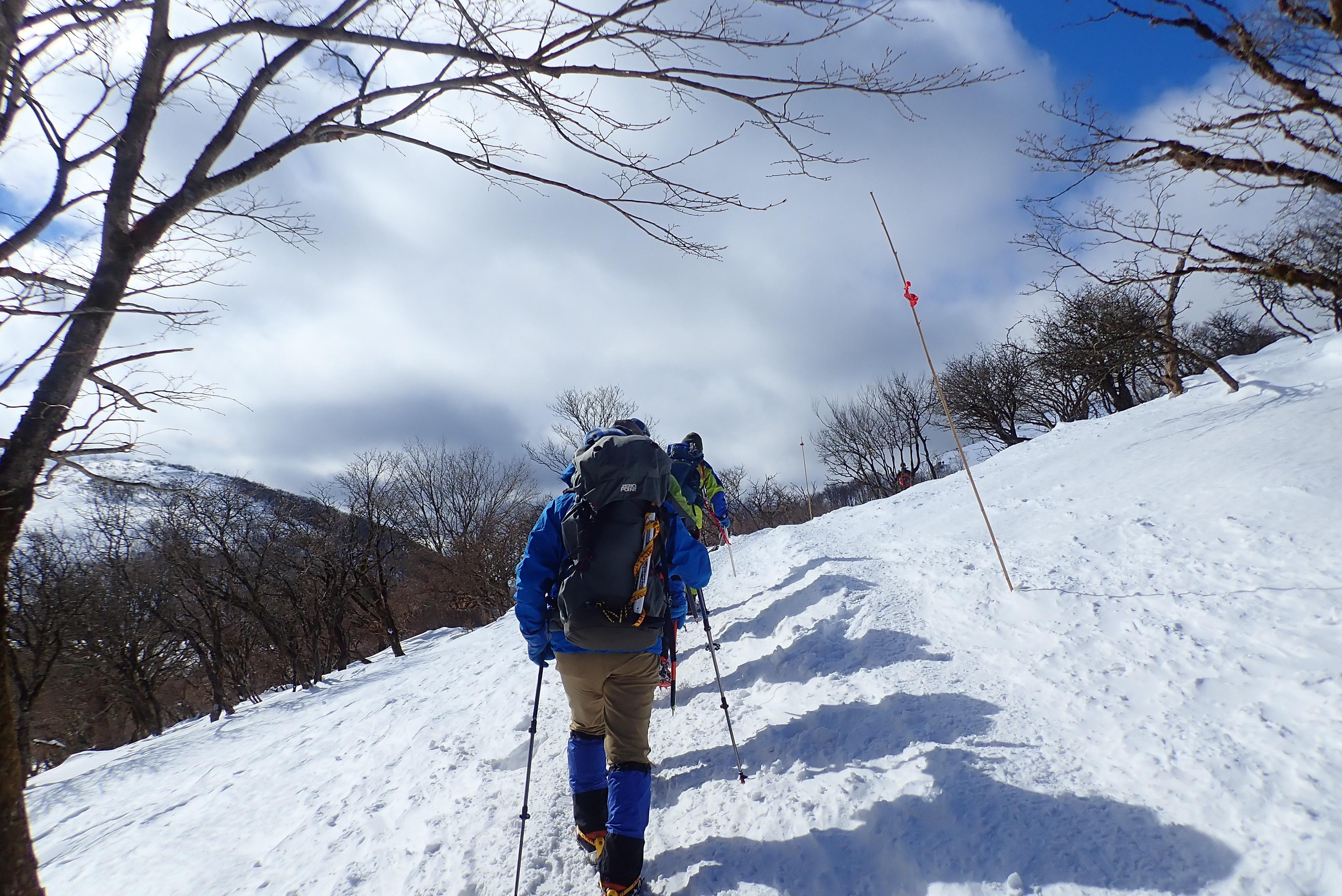 2021/01/10 天狗岩 新年山行『新雪がキュッキュッと♪♪♪』